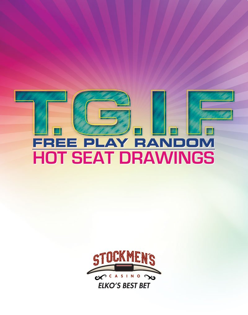 T.GI.IF. - Free Play Random Hot Seat Drawings